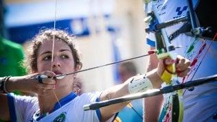 La campionessa paralimpica di tiro con l'arco ora è anche chirurga della mano