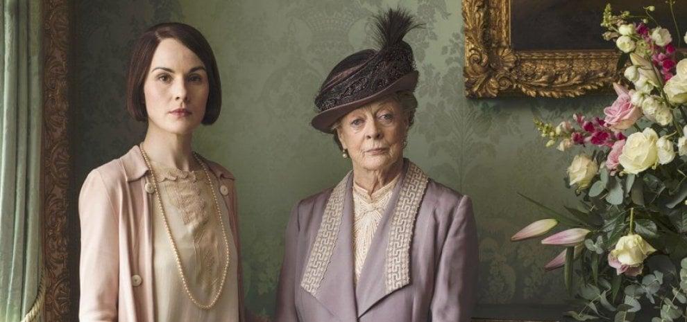 'Downton Abbey', New York celebra la nobiltà britannica: la serie diventa una mostra