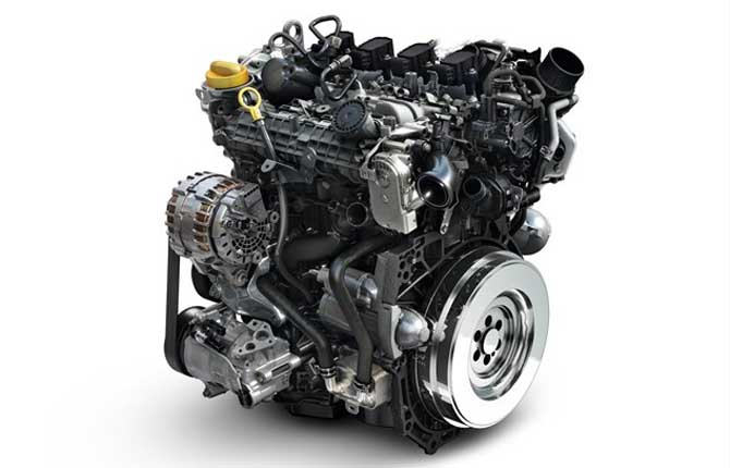Renault ha un cuore turbo