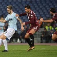 Le pagelle di Lazio-Torino: Luis Alberto non basta, Rincon è ovunque