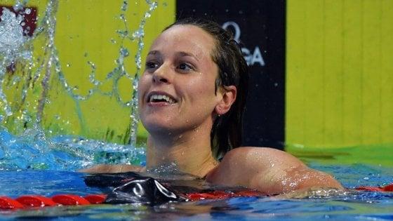 Nuoto, Europei vasca corta: 36 gli azzurri in gara, Pellegrini e Paltrinieri le punte