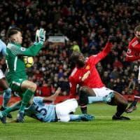 Inghilterra, rissa Manchester per frase su Ibrahimovic: