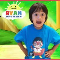 Ryan: il bimbo di 6 anni che ha guadagnato 11 milioni di dollari recensendo
