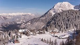 Slovenia. Neve al top