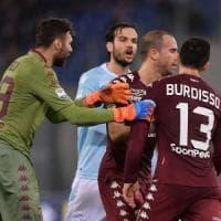 Torino, Burdisso: ''Mai detto che Immobile non mi ha toccato''