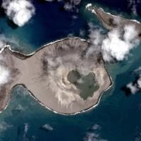 È nata una nuova isola nel Pacifico. Resiste e potrebbe aiutarci a comprendere