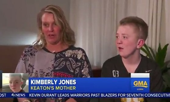 Usa, il bambino bullizzato e le reazioni sui social: accuse di razzismo alla madre di Keaton