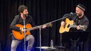 """""""Roma Nuda"""", l'omaggio a Califano:duetto Zampaglione-Sangiorgi"""