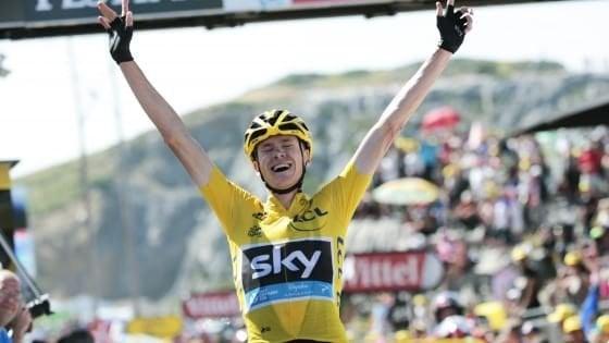 """Shock nel ciclismo: Chris Froome trovato positivo alla Vuelta. """"Stavo curando l'asma"""""""