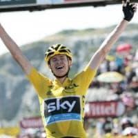 Shock nel ciclismo: Chris Froome trovato positivo alla Vuelta.