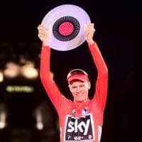 Ciclismo, Froome da gregario di Wiggins a dominatore delle salite