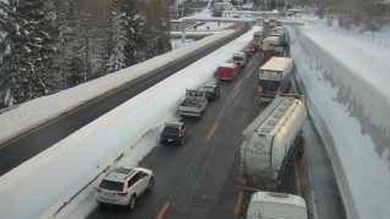Svizzera, incidente nel tunnel del San Gottardo. Media: due morti