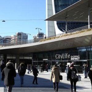 Il quartiere di CityLife a Milano è uno dei più recenti interventi immobiliari di lusso