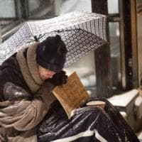 New York, ai senzatetto uno smarphone gratuito e un'App per trovare cibo