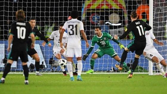 Mondiali per club, l'Al Jazira sogna a lungo: ma in finale va il Real Madrid