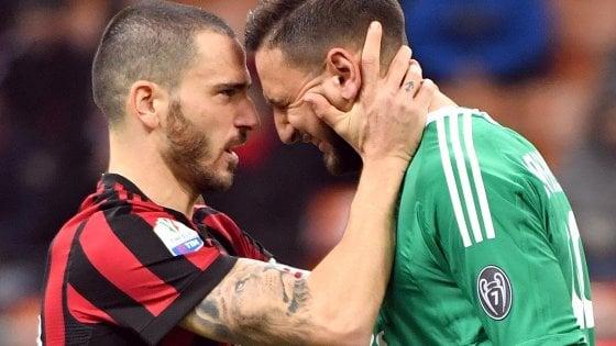 """Milan, Gattuso: """"Donnarumma non è un mostro"""". Mirabelli: """"Se vuole andar via ci deve supplicare"""""""