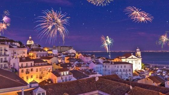 Capodanno a Lisbona: fado, fuochi d'artificio e brindisi