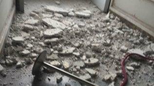 Reggia di Caserta, dopo il crollo i carabinierisequestrano sei stanze