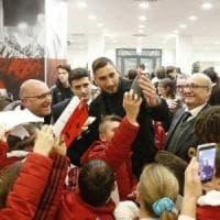 Milan, Raiola: