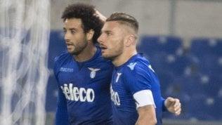 Coppa Italia, Lazio sul velluto.4-1 al Cittadella e quarti di finale