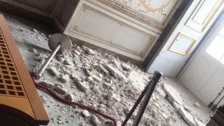 Reggia di Caserta: dopo il crollo, carabinieri sequestrano sei stanze