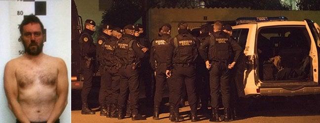 """Preso in Spagna Igor, il killer di Budrio · mappaHa ucciso 3 persone prima della cattura · foto""""Sarà processato lì, in forse l'estradizione"""""""