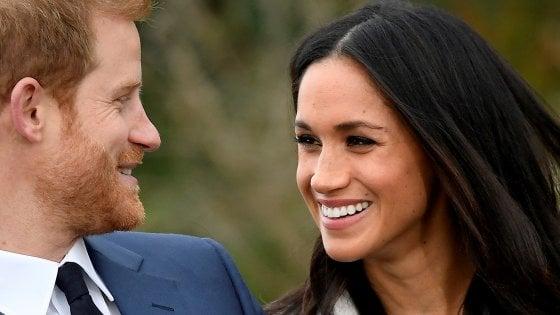 Annuncio da Buckingham Palace: Harry e Meghan sposi il 19 maggio