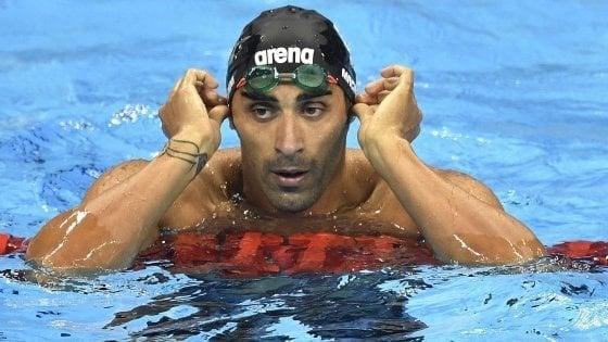 """Nuoto, Magnini: """"Mi manca l'odore del cloro. Doping? Vincerò la battaglia"""""""