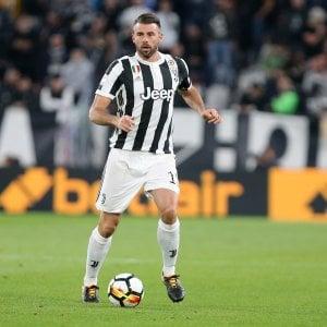 """Juventus, Barzagli: """"Benatia al livello di Bonucci. Dybala? Spero torni quello di prima"""""""