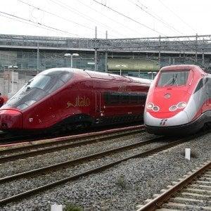 Solidarietà ad alta velocità: Natale con raccolta fondi sui treni di Ntv e Trenitalia