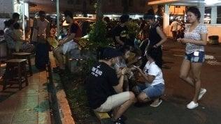 Giava, sisma di magnitudo 6,5: panico, si temono decine di vittime