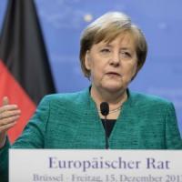 Assisi, Angela Merkel premiata con la Lampada della pace di San Francesco