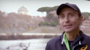 Correre nella Grande Bellezza:in strada con Giorgio Calcaterra
