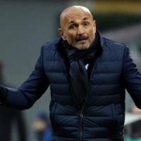 Inter, Spalletti: ''Perdere fa male, non ci eravamo più abituati''