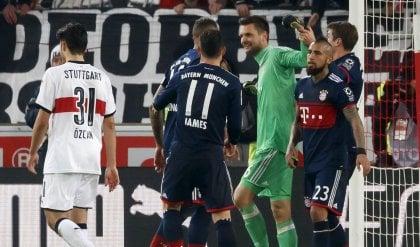 Muller segna, Ulreich conserva Il Bayern Monaco vince ancora