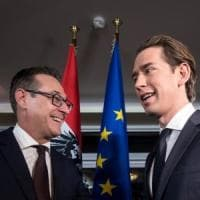 Austria, all'ultradestra i ministeri chiave: Interno, Esteri e Difesa al