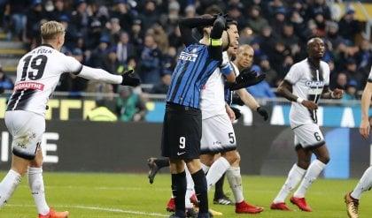 Inter, doppia amarezza   Gol   perde primato e imbattibilità
