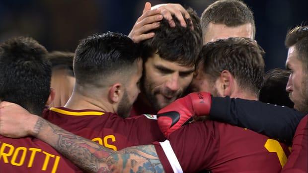 Roma 1-0 Cagliari, Giornata 17 Serie A TIM 2017/18