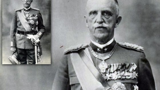 La salma di Vittorio Emanuele III arriva stamattina in Italia