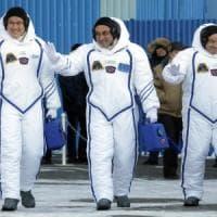 Missioni spaziali, Soyuz con tre astronauti partita verso la stazione Iss