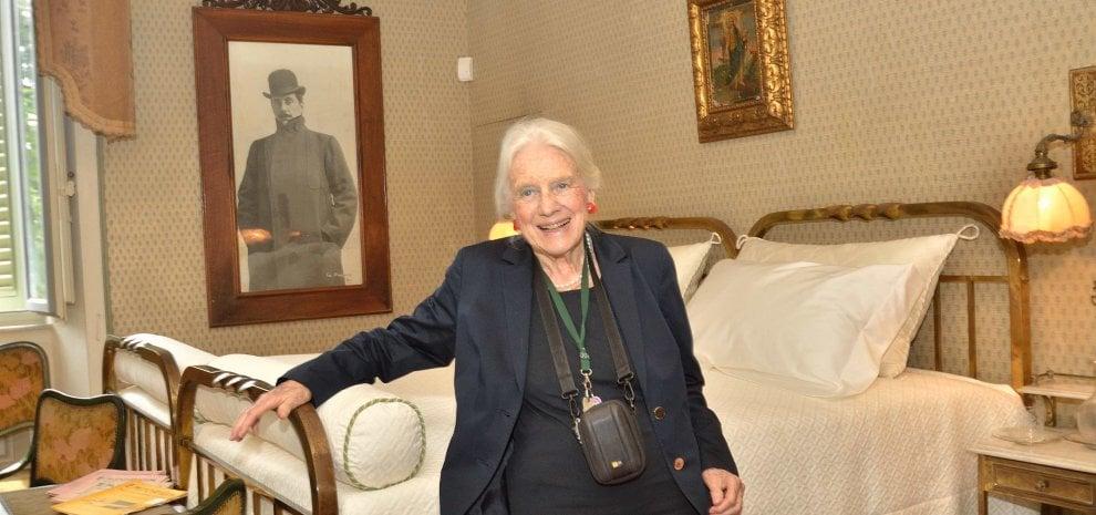 È morta Simonetta Puccini, l'ultima nipote del compositore
