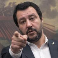 """Salvini sfida Berlusconi: """"Firmi programma o niente alleanza. E se avrò più voti sarò..."""