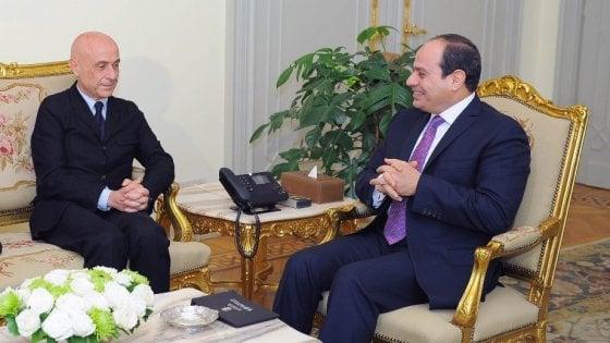 Caso Regeni, Minniti da Al Sisi: presto nuovi incontri tra procure