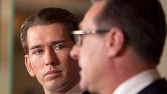Il parlamentare austriaco Neubauer: