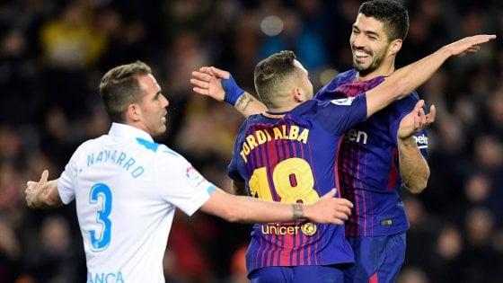 Real Madrid-Barcellona, Valverde: