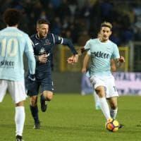 Atalanta-Lazio 3-3: show a Bergamo, Luis Alberto salva i biancocelesti
