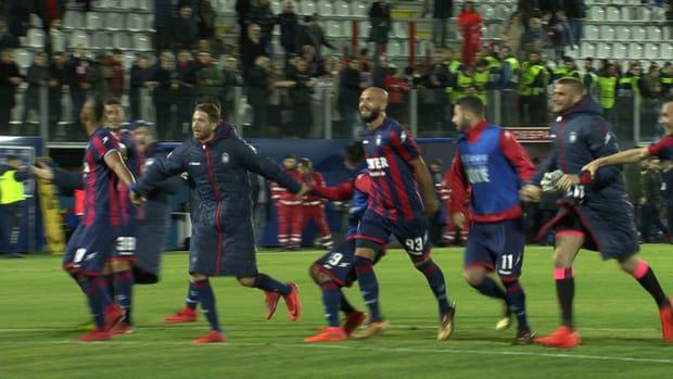 Crotone 1-0 Chievo, Giornata 17 Serie A TIM 2017/18