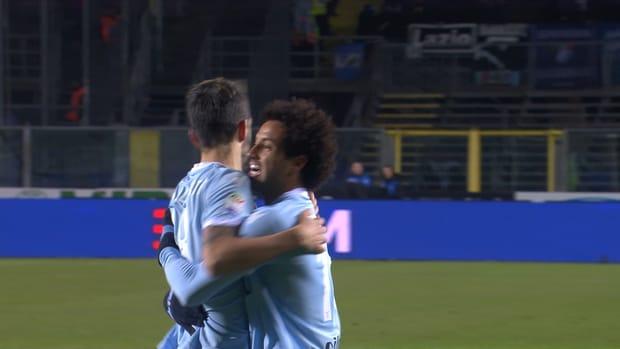 Atalanta 3-3 Lazio, Giornata 17 Serie A TIM 2017/18