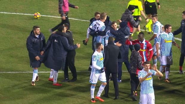 Benevento 1-2 SPAL, Giornata 17 Serie A TIM 2017/18
