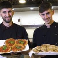 La riscossa degli orfani dell'hotel Rigopiano: riaprono la pizzeria dei genitori